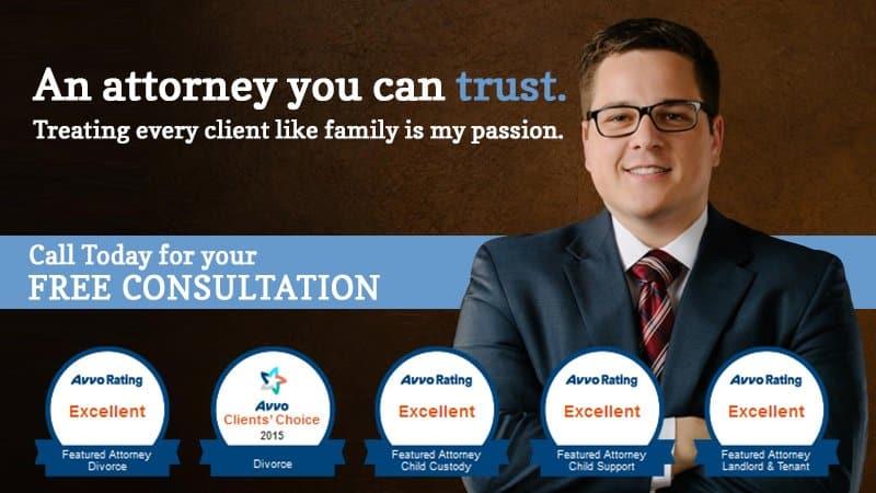 Divorce Attorney Cody Emerson