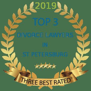 Top Divorce Lawyer in St. Petersburg